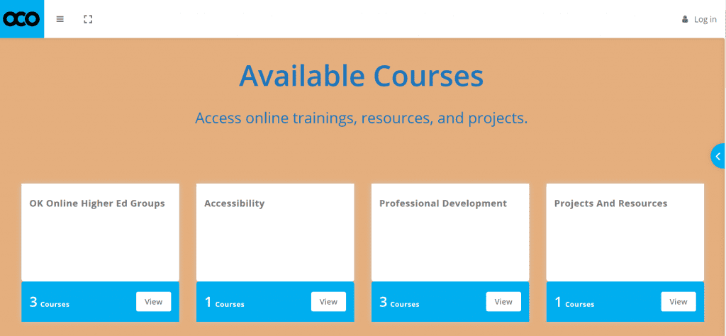 Badges and Learning Pathways: Continuously further your online teaching experience and credentials.