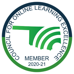Council for Online Learning Excellence Member 2020-2021